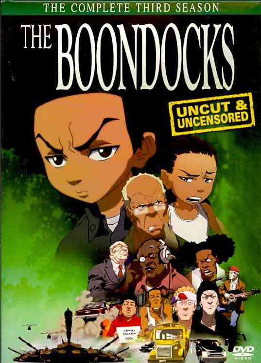 BOONDOCKS:COMPLETE THIRD SEASON BY BOONDOCKS (DVD)